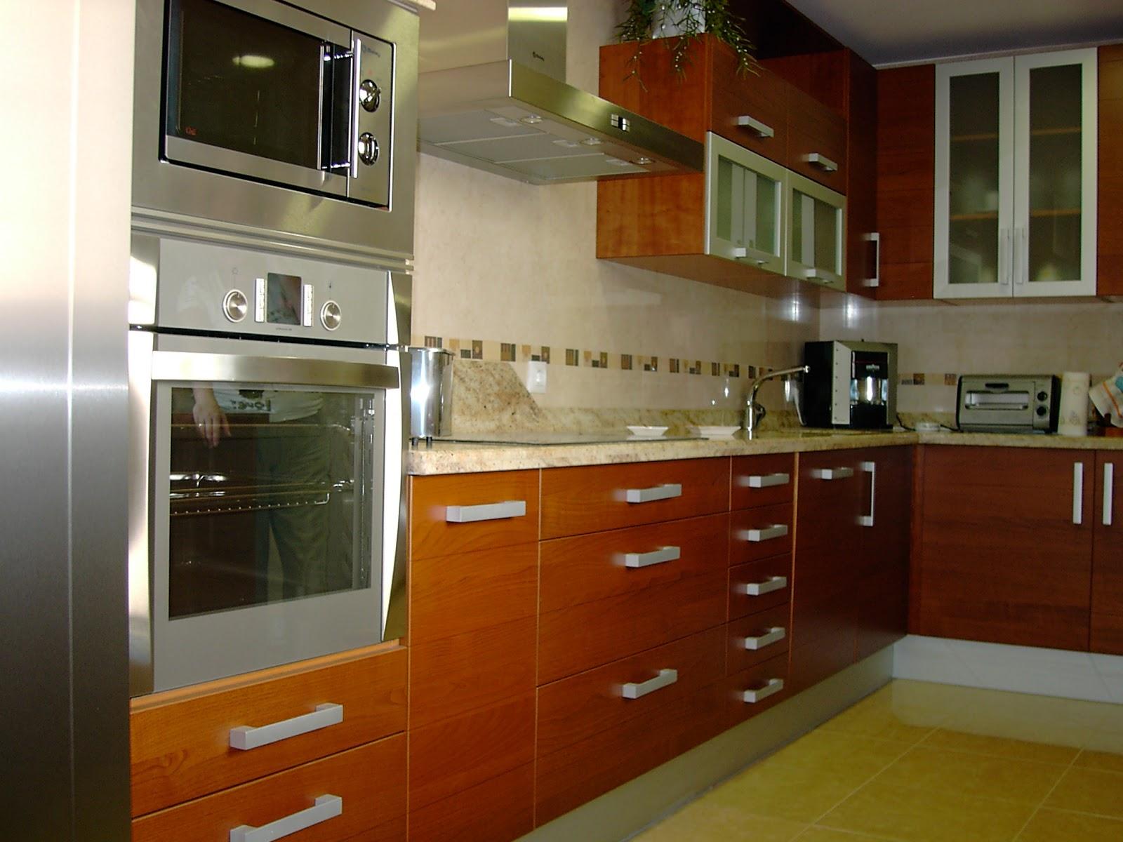 Carpinteria los molinos fotos cocinas for Reforma cocina barata