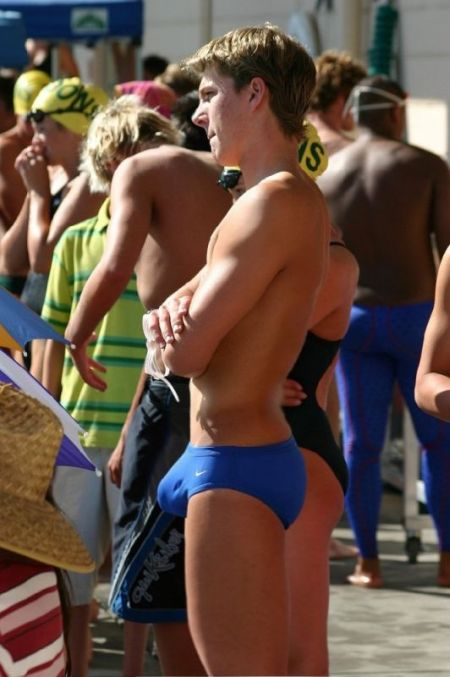 Young Speedo Boys http://stutenzeecandyblog.blogspot.com/2012/10/that-awkward-moment-when.html