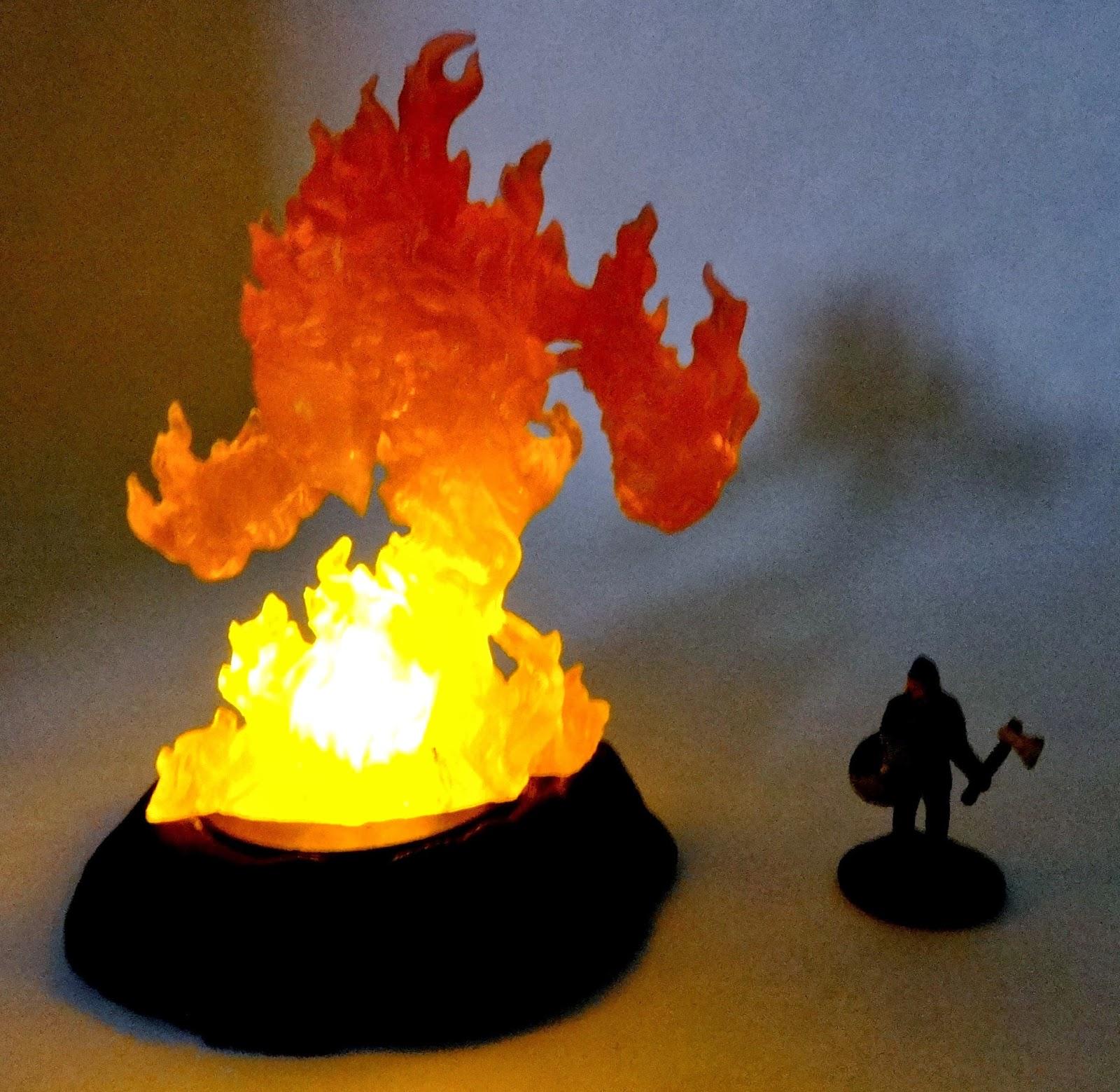 reaper fire elemental - HD1600×1559