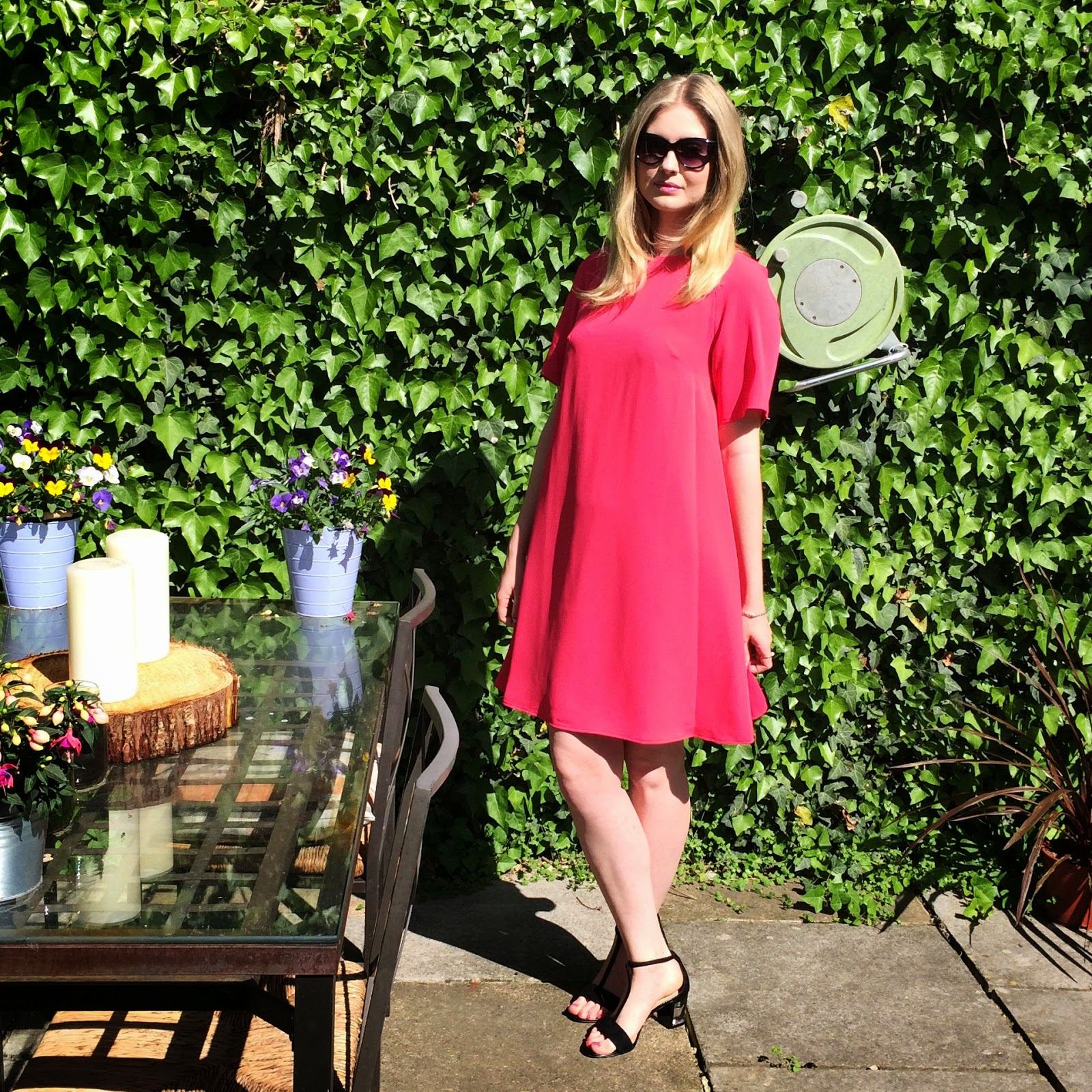 Dressing for a summer occasion with Marks & Spencer: the perfect summer BBQ party outfit.