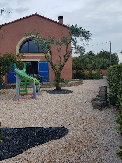 Villa olivier - Extérieur. (05/2020)