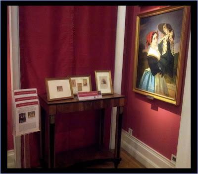 Museo del Romanticismo: mujeres trabajadoras del S. XIX