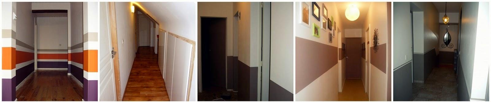devis peinture couloir paris