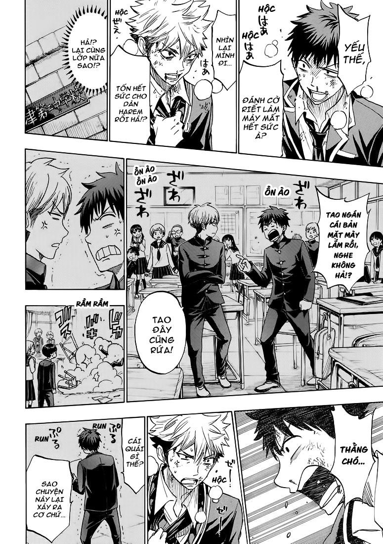 Yamada-kun to 7-nin no majo chap 172 Trang 11 - Mangak.info
