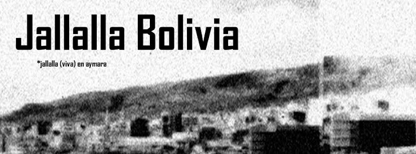 JALLALLA BOLIVIA