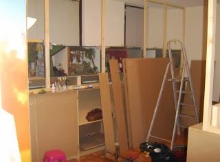 De bouw van mijn Museum-Kamer