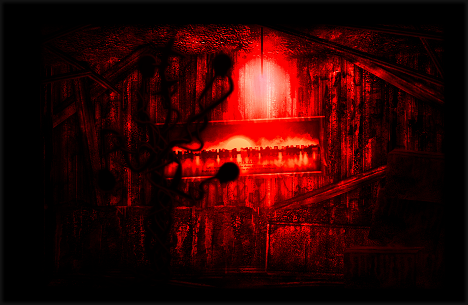 2D Horror Spiel