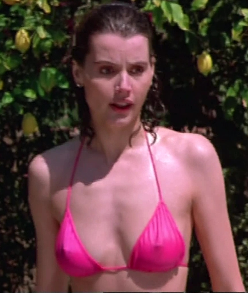 Was geena davis ever nude in a movie images 115