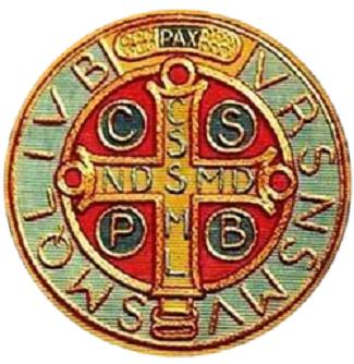 St. Benedict Medal  - Il-Midalja ta' San Benedittu