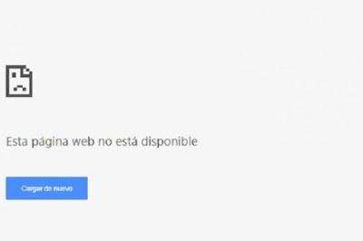 Páginas bloqueadas en Venezuela por ABA de CANTV