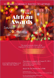 True African Awards 2014 UK