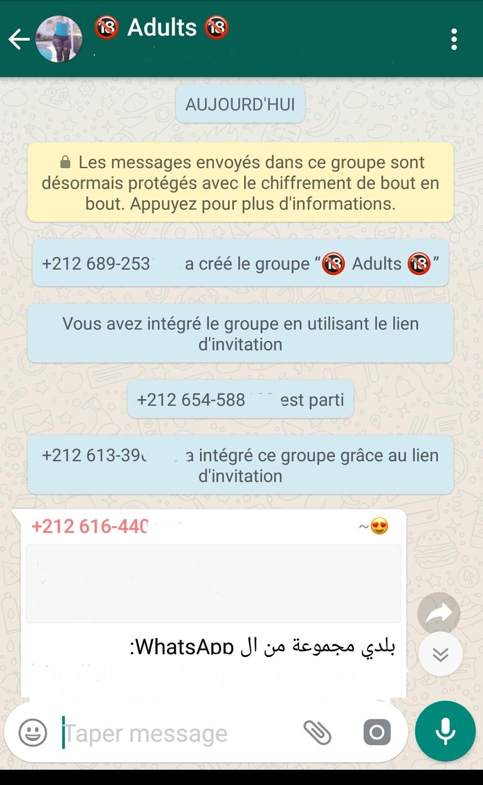 Chat zwamal maroc gratuit