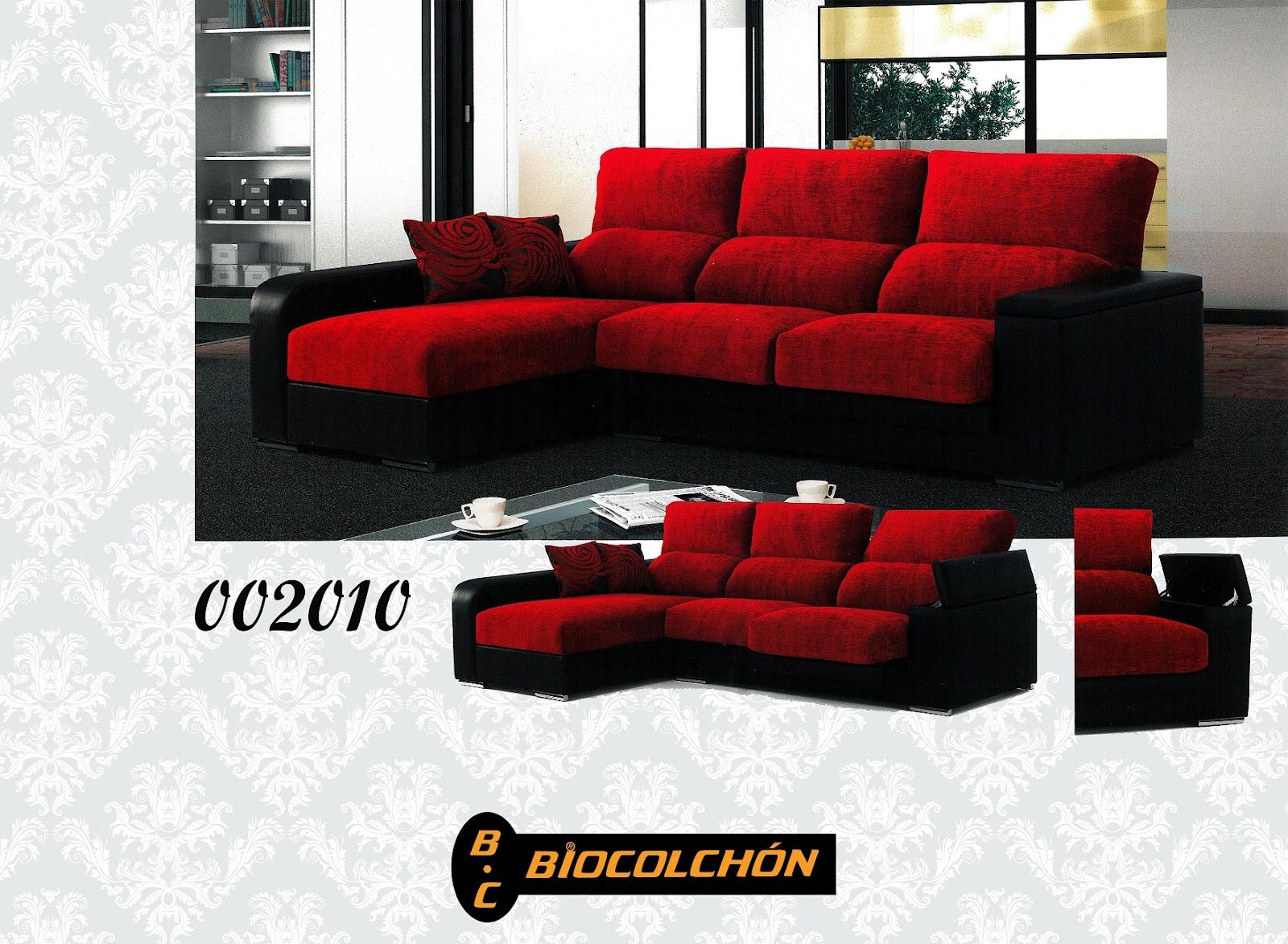 Biocolch n el blog del descanso cat logo especial sof s for Cheslong dos plazas