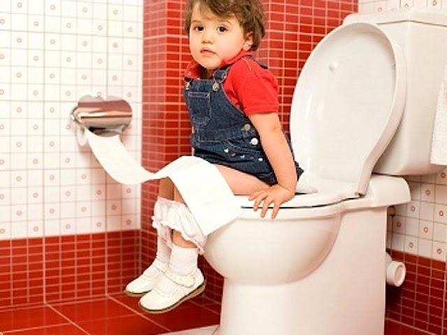cara mengatsi sembelit pada anak