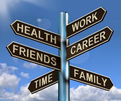 """""""work life balance Signpost"""" by Stuart Miles freedigitalphotos.net"""