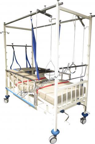 Instrumental de Enfermería: camas hospitalarias