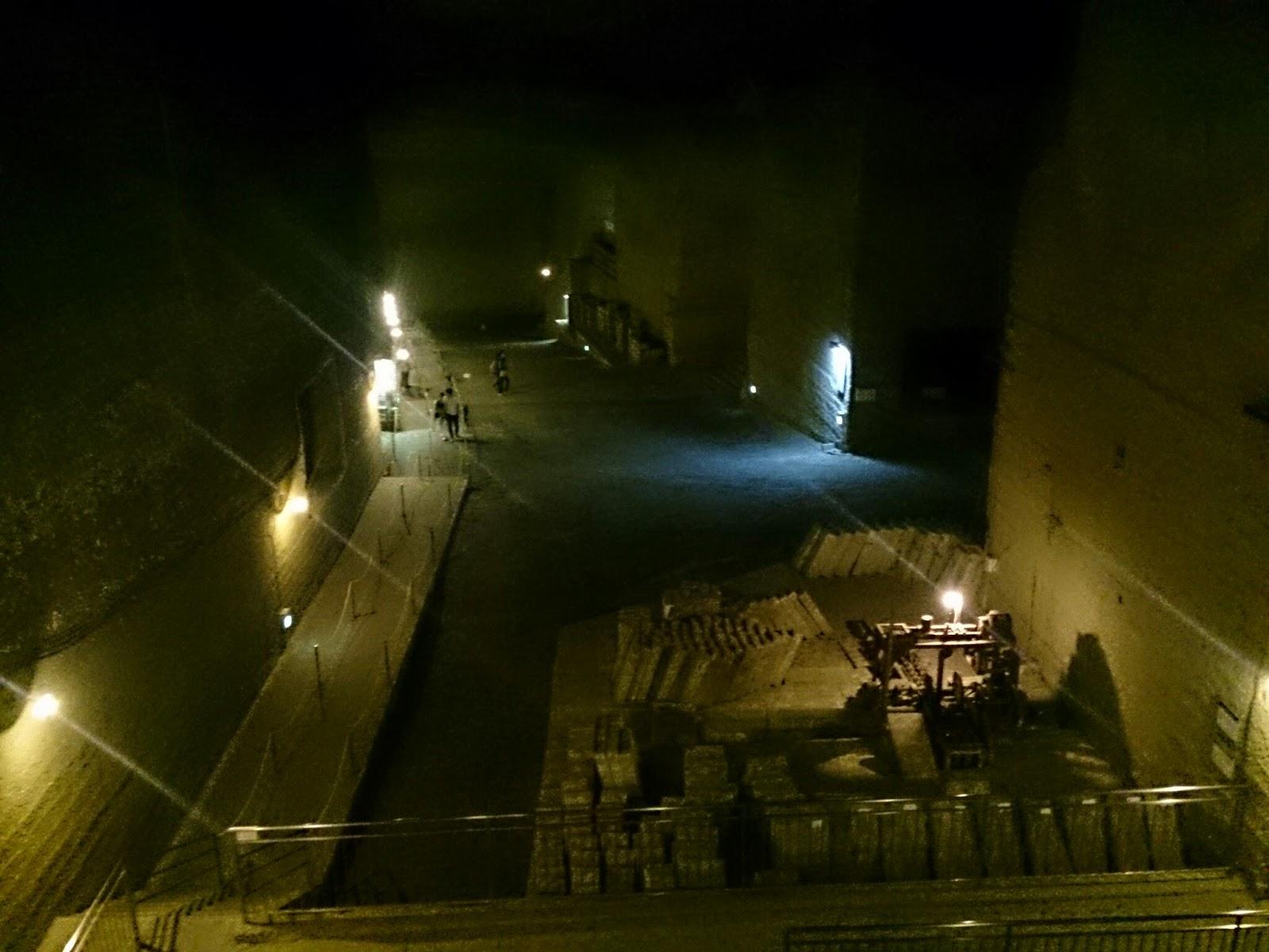 大谷資料館 地下採掘場跡