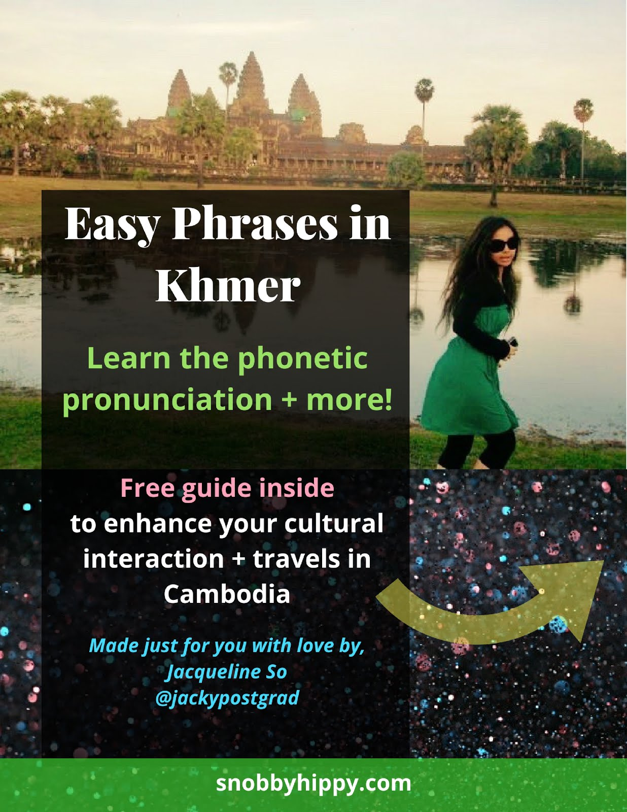 Get the FREE pdf: How to say things in Cambodian