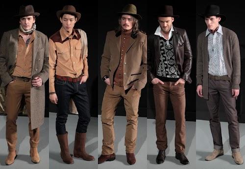 AGNES B  Menswear F/W 2013