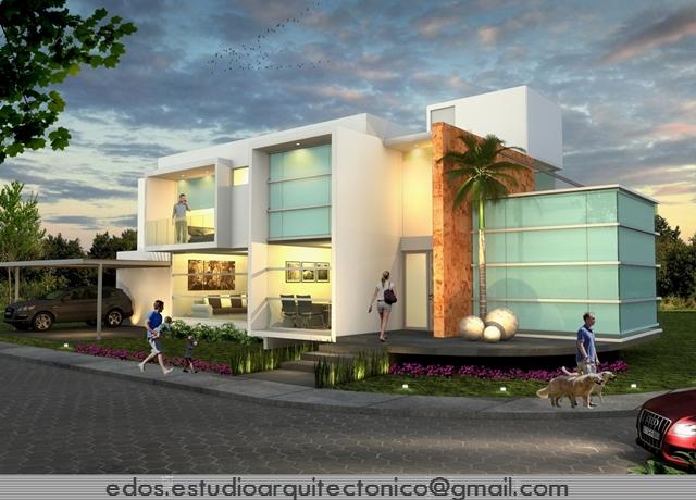 Edos arquitectos nuevos proyectos for Proyectos casas minimalistas