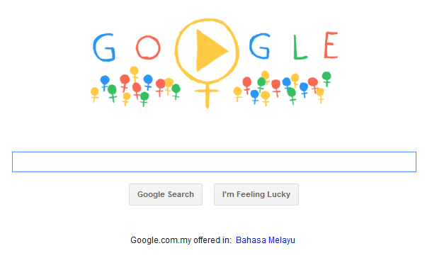 International Women s Day 2014 by Google