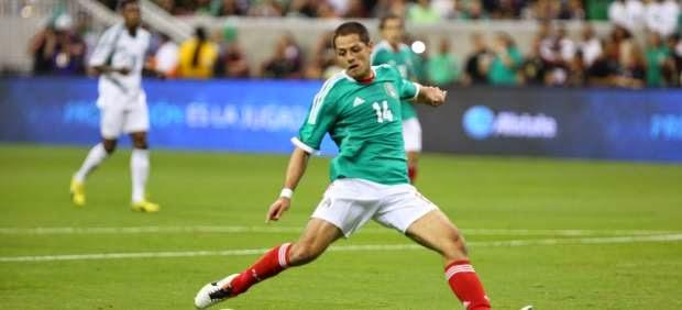 Alineación México vs Honduras