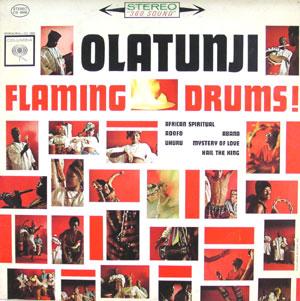 Olatunji Flaming Drums