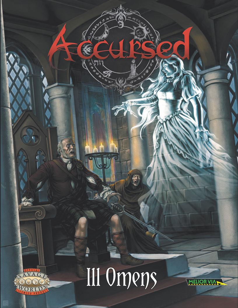 Ill Omens: Accursed RPG -  Melior Via