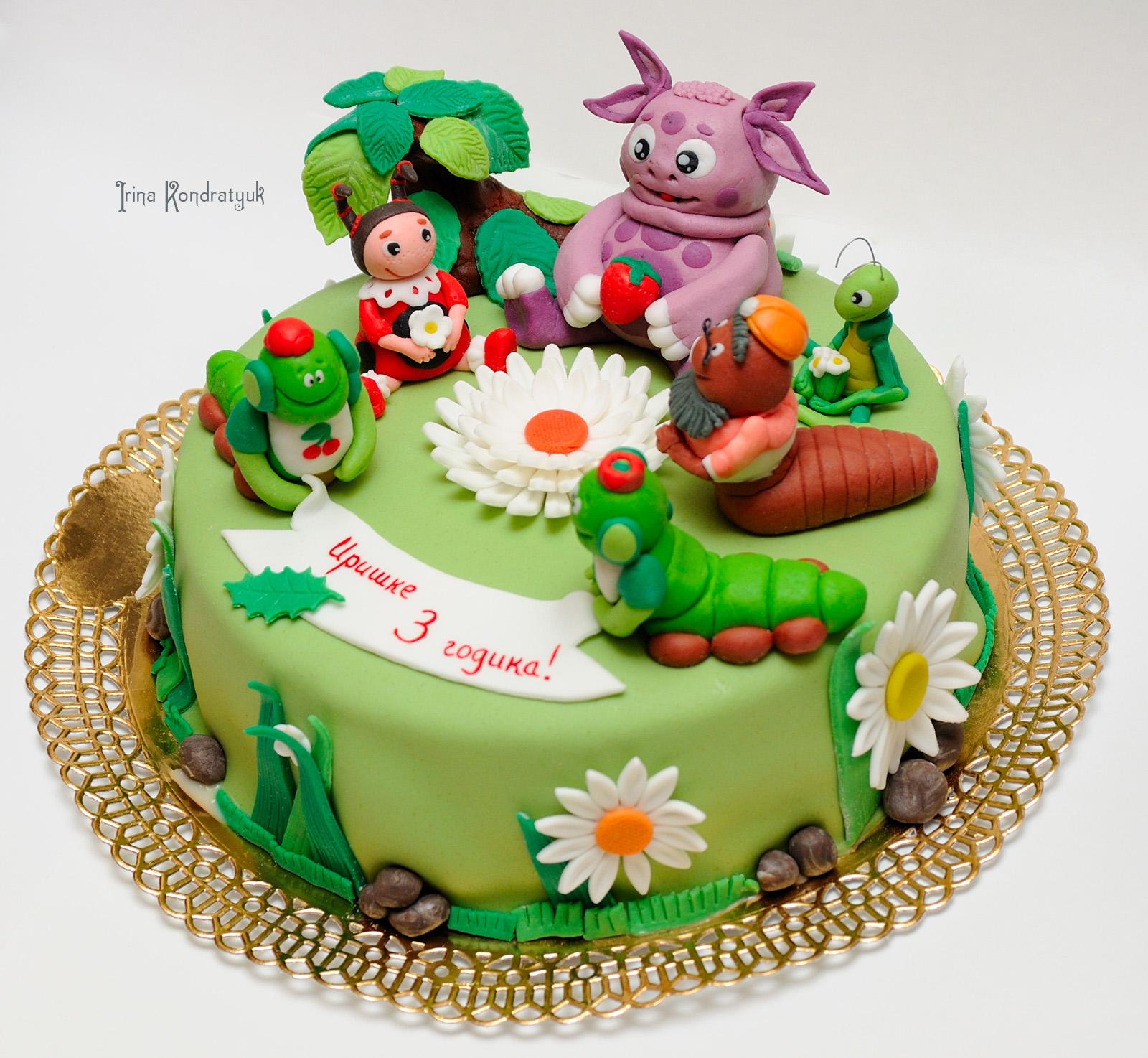 Торт на крестины Торт на заказ на крестины торт на