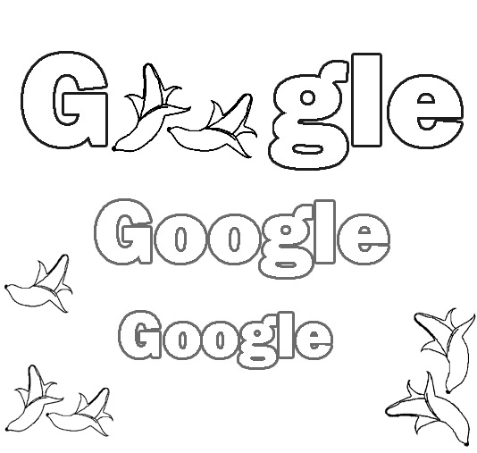 google coloring pages - photo#10