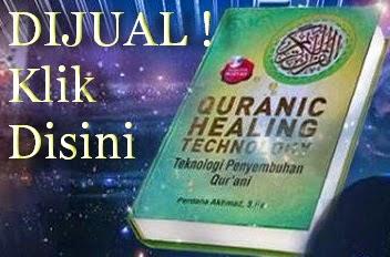 JUALAN BUKU QURANIC HEALING TECHNOLOGY
