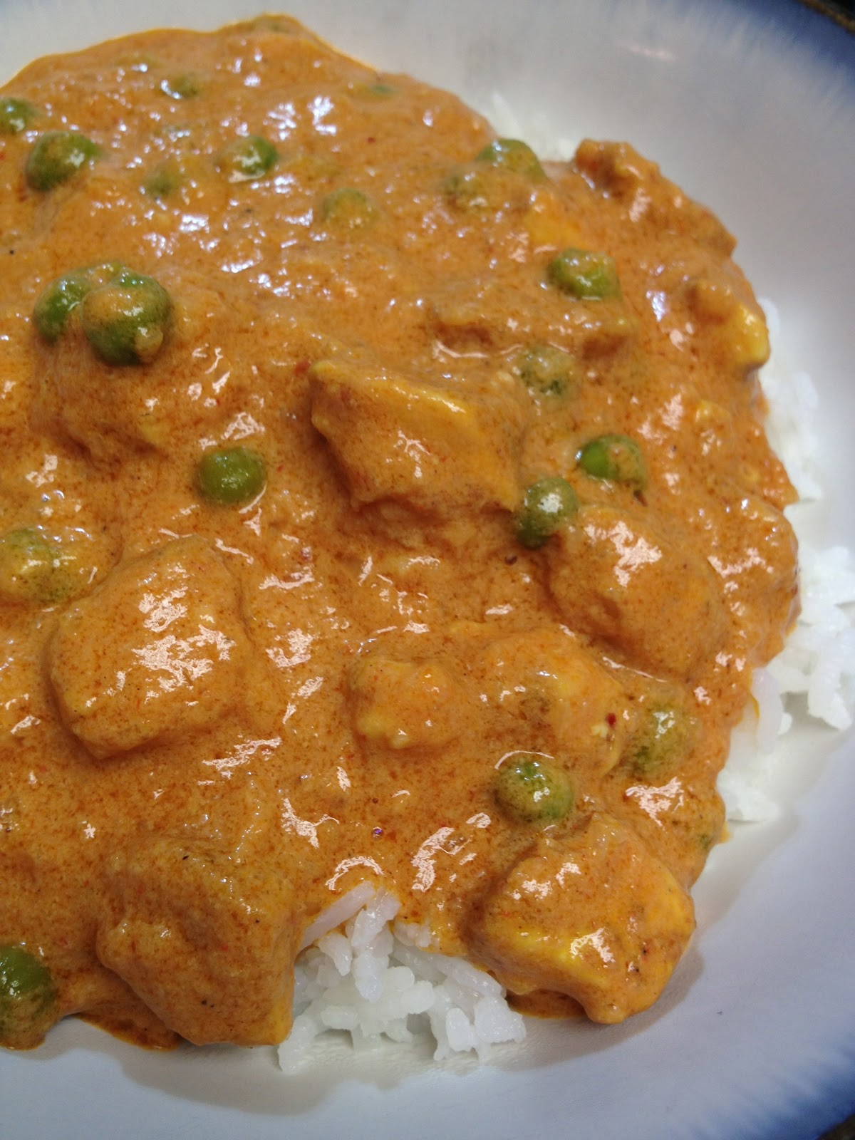 Easy Butter Chicken (With Less Fat!) | The Secret Ingredient is Love