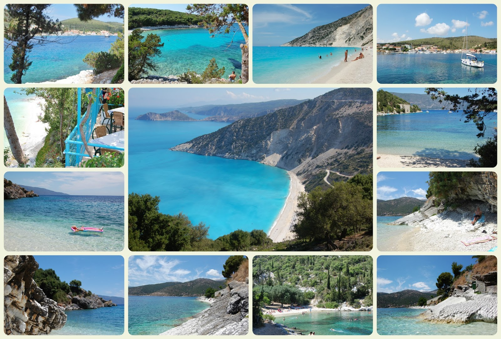 groen eiland griekenland