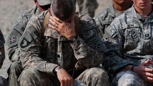 Aumenta el número de suicidios entre militares de EEUU en 2015