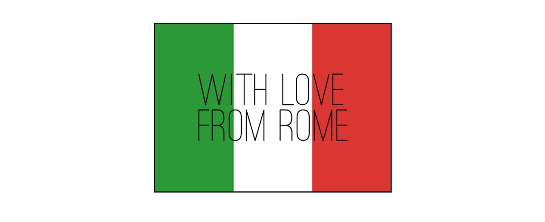 With Love From Rome