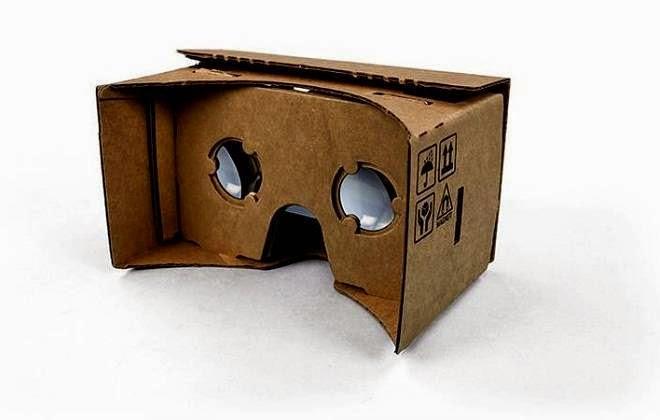 Kit de realidade virtual do Google pode ser comprado por US$ 30