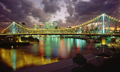 Tourist Places in Brisbane, Australia