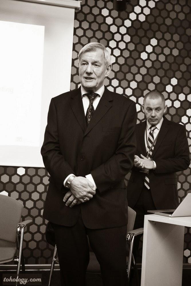 Walter Spaltenstein, SWISSAM, Rector
