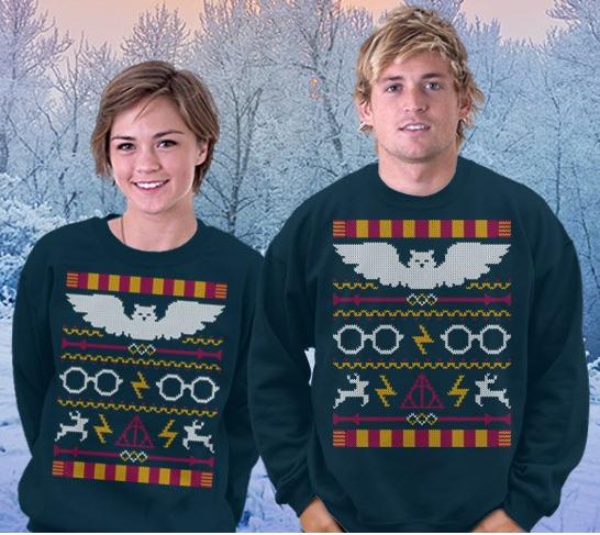 Teefury Zelda Christmas Sweater 104
