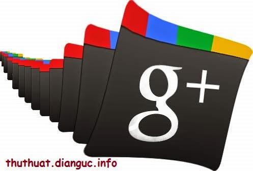 Cách sửa lỗi không vào được Google Plus