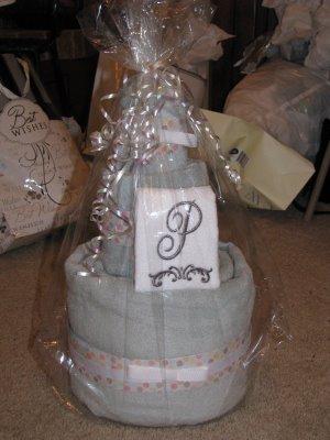 A Bath Towel Wedding Cake Diposkan oleh daniel di 0434