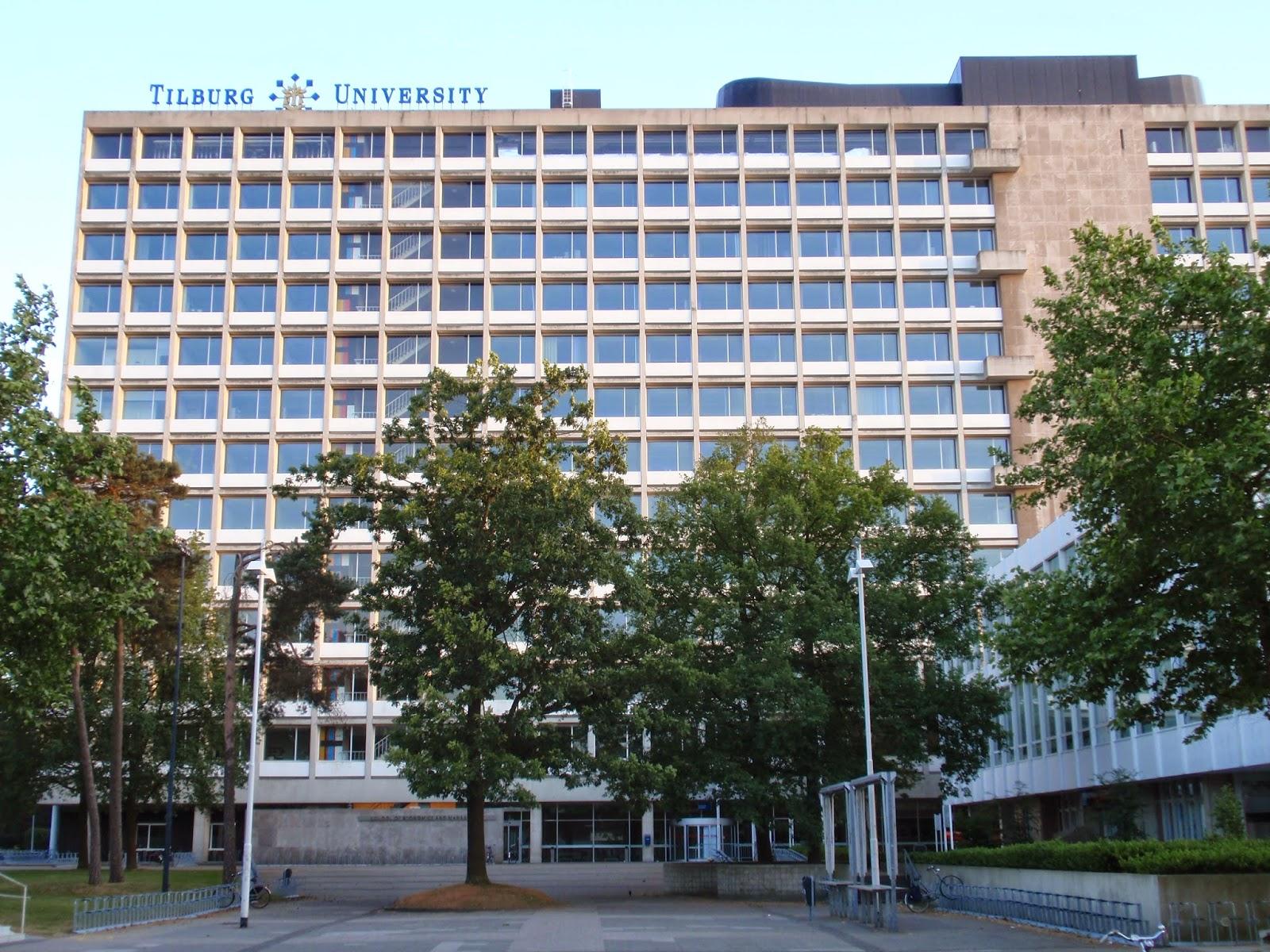 Tilburg University memilik 39 beasiswa untuk siswa internasional