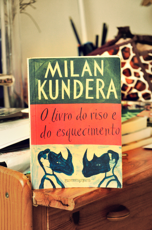 book do dia: riso e esquecimento