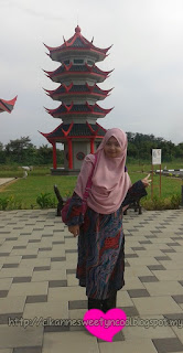 Persekitaran Masjid Cina, Melaka