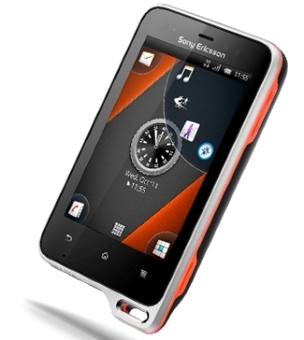sony ericsson xperia active price in india the