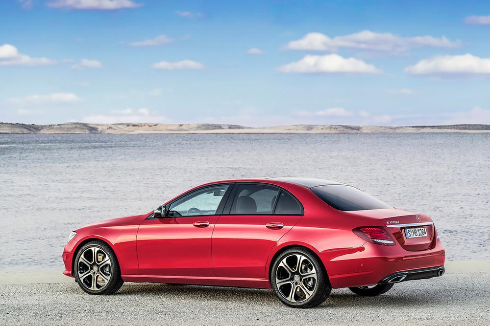 2016 mercedes benz w213 e220d benztuning for Mercedes benz e350 2016