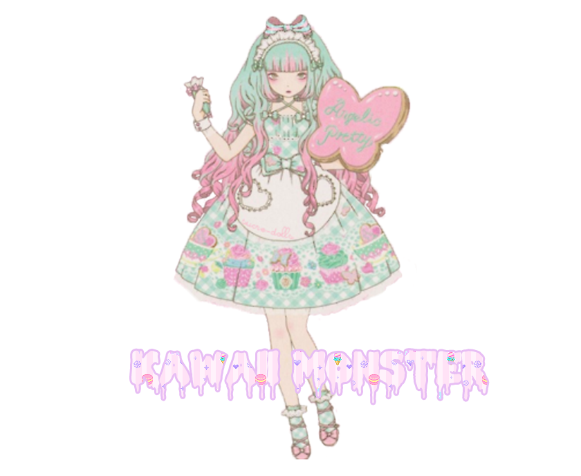 Kawaii Monster