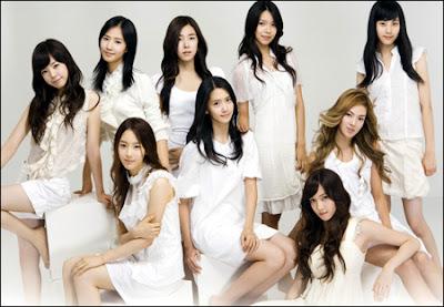 Album SNSD korea terbaru