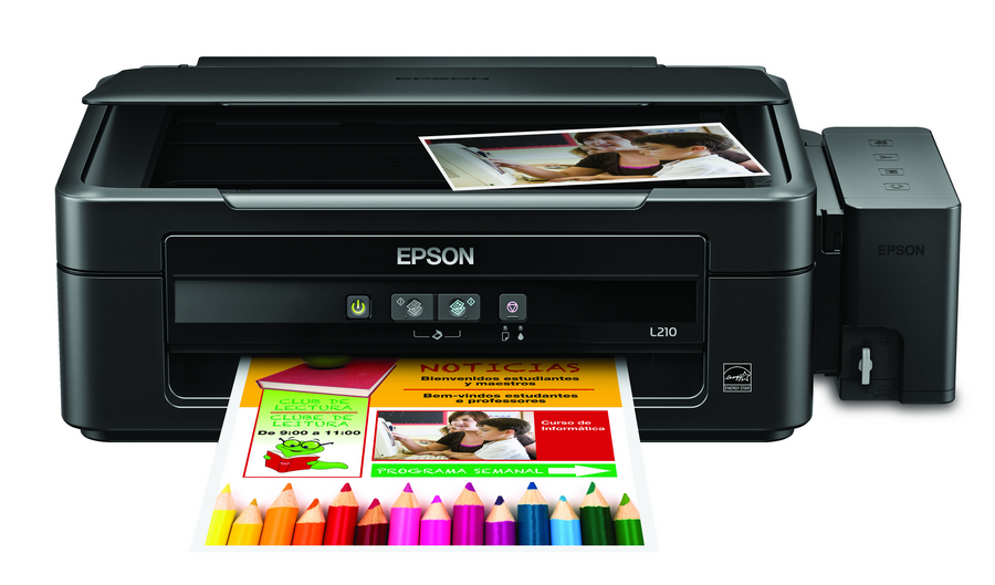 Download Printer Driver Epson L210
