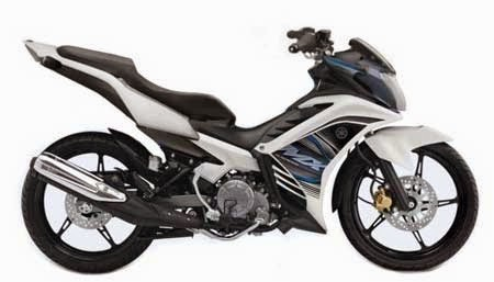 gambar Yamaha Jupiter MX modifikasi